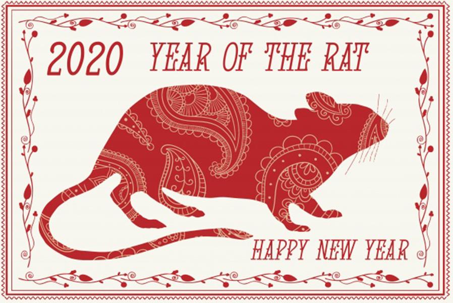 LTB Déco - année Rat de Métal