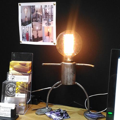 LTB FENG SHUI DESIGN - Salon Ma Maison Mes Envies - Luminaire 03
