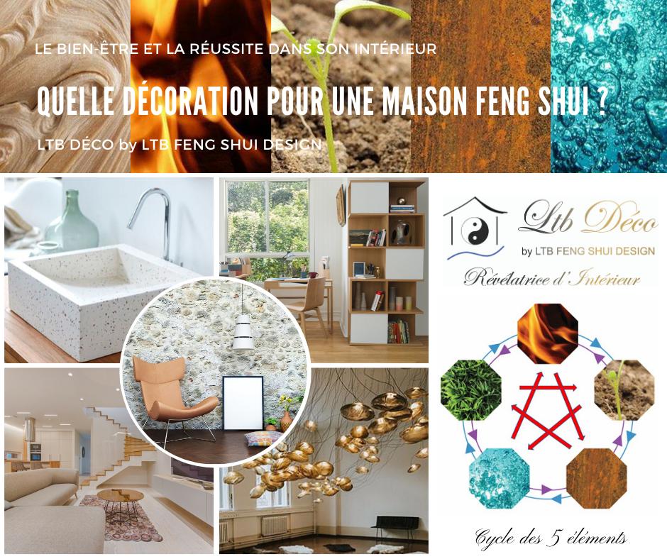 Quelle decoration pour une maison feng shui ?